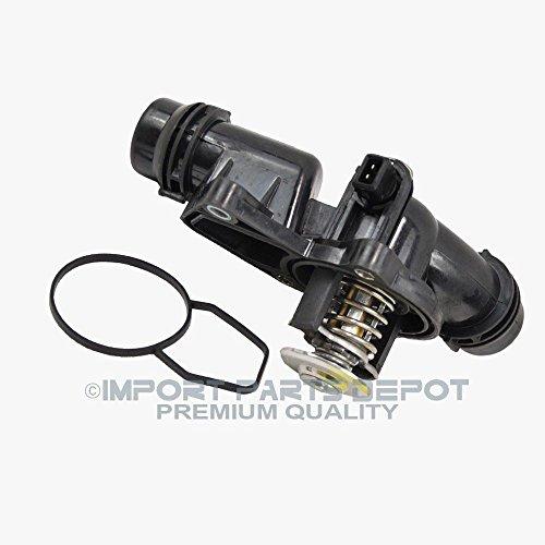 - Engine Thermostat + Housing + Sensor + Gasket for BMW 320i 323i 325i 328i 330i 525i 528i 530i 323Ci 325Ci 328Ci 330Ci 325xi 330xi X3 X 5 Z3 Z5 Premium 11537509227 New