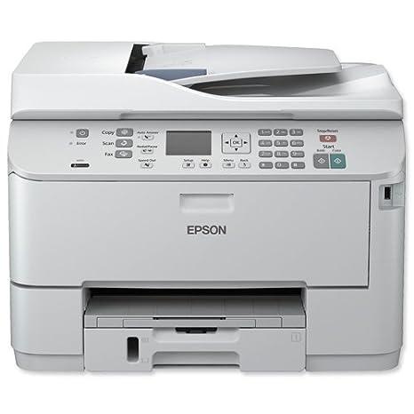 Epson Workforce Pro WP 4525 DNF - Impresora multifunción de Tinta - B/N 26 PPM, Color 24 PPM