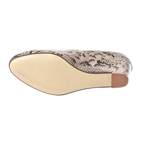 Pictures of Riverberry Women's Leah Mid Heel Round 5