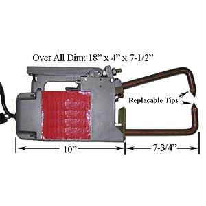 Electrode Electric Spot Welder Welding – 30 Rated Duty