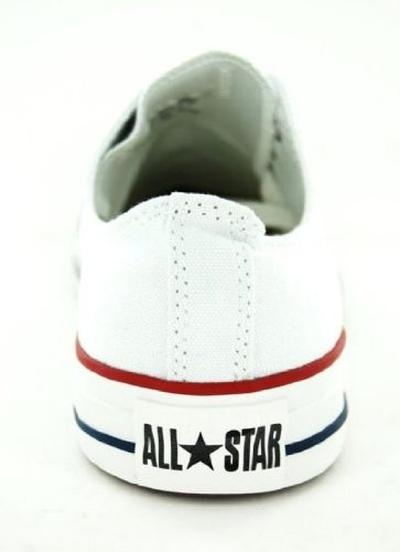 Converse All Star Ox Menns Joggesko Stil # M7652 (6,5, Hvit)