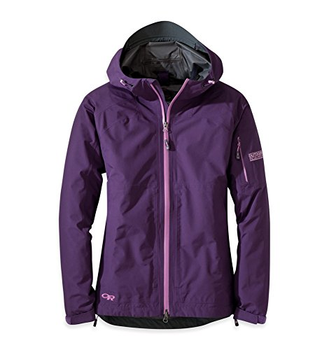 41xmx3XlAfL Outdoor Research Women's Aspire Jacket, Medium, Elderberry