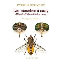 Mouches à sang (Les): Atlas des Tabanides de France