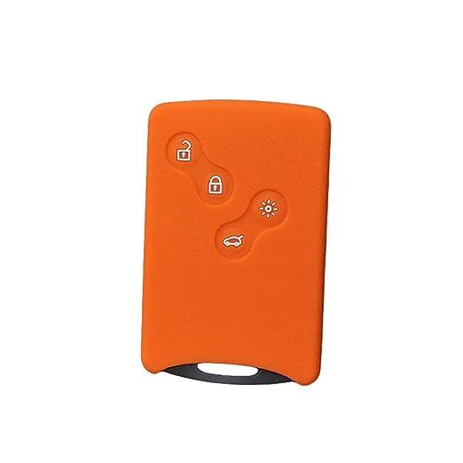 cuiyoush - Funda para Llave de Coche, Color Naranja: Amazon.es: Hogar
