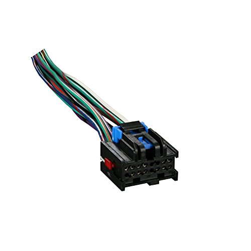 Metra Reverse Wiring Harness 71-2105 for Select GM Vehicles (14/16 Way) (Harness Wire Silverado 2010 Chevy)