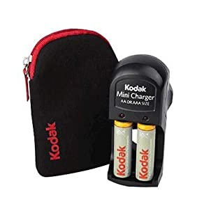 Kodak Mini Charger Kit and Digital Camera