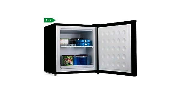 PremierTech - Mini congelador negro congelador vertical 32 litros ...
