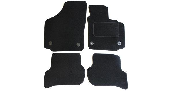 JVL JVL4158 Fully Tailored Carpet Car Mat Set for Mustang MK6 2015-On