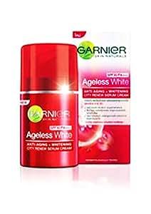 Amazon.com: Garnier Ageless White Anti Aging Whitening