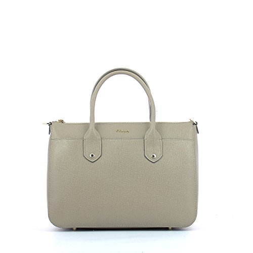 Furla Mediterranea handbag medium brown Sabbia B