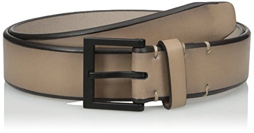 Kenneth Cole Designer Belt (Kenneth Cole Men's 1 3/8-Inch Bevel Edge Jean)