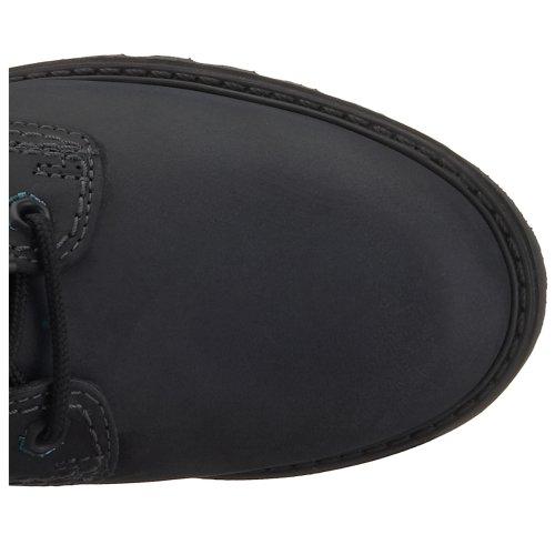 Panama Jack Panama 03 B3 - Brogue de cuero mujer negro - Schwarz (Negro / Black)