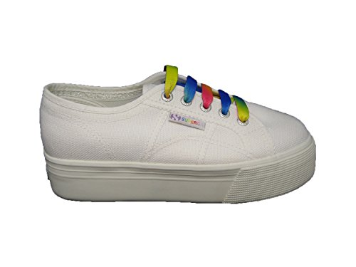 superga 2790 Cotw Up and Down Multi White