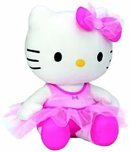 Jemini 21832 - Hello Kitty de peluche con vestido de bailarina, 40 cm