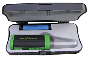Steripen Adventurer Opti UV Water Purifier with Solar Charging Case