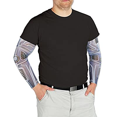 Robot Party Sleeves (One Size Fits Most)