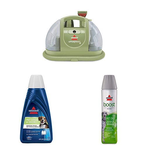 BISSELL Little Green Boost Bundle