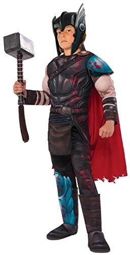 Thor: Ragnarok Deluxe Gladiator Thor Child's Costume, Large