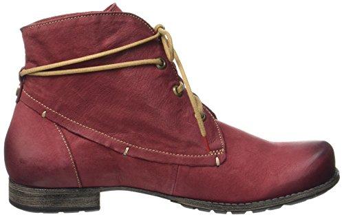 72 Red Denk Think Azwxr8aq Femme Bottes Kombi Desert Boots Ib6fgy7Yvm