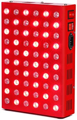 SGROW Light Therapy Infrared 850nm Full