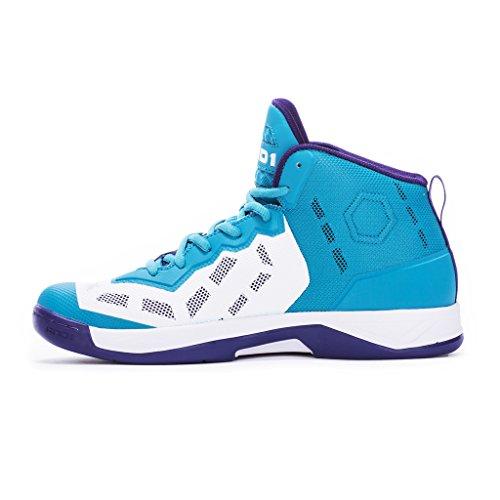 Och1 Mens Fantom Basketsko Capri-bris / Lila
