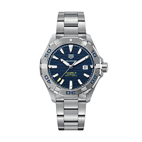 Tag Heuer Aquaracer Automatic Blue Dial Mens Watch WAY2012.BA0927
