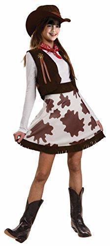 Cowgirl Child Costume,