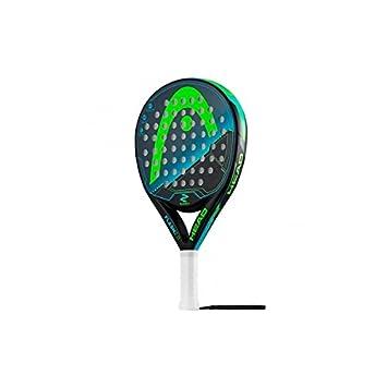 Head Flash Pala de Pádel, Unisex Adulto, Negro/Azul/Verde, Talla Única: Amazon.es: Deportes y aire libre