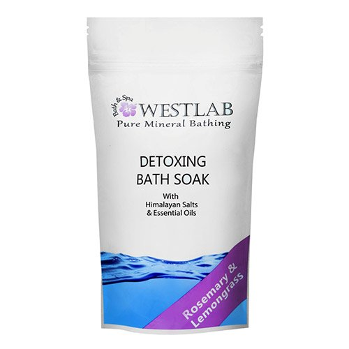 Westlab Detoxing Bath Soak with Himalayan and Essential Oils WW HIM578