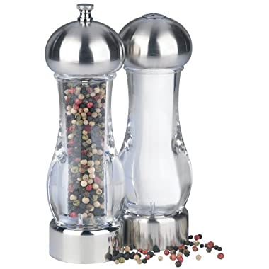 Trudeau Pepper Mill and Salt Shaker Set