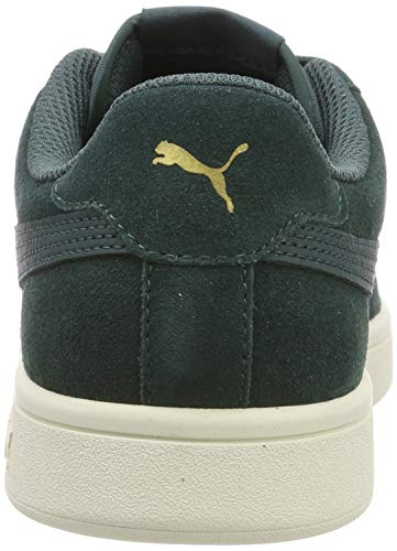 Verde White V2 Gold Puma Unisex 26 whisper Team ponderosa Smash Adulto Pine Zapatillas puma Cfq6paw