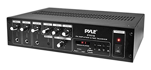 Pyle PT510 Amplifier Talkover Readers