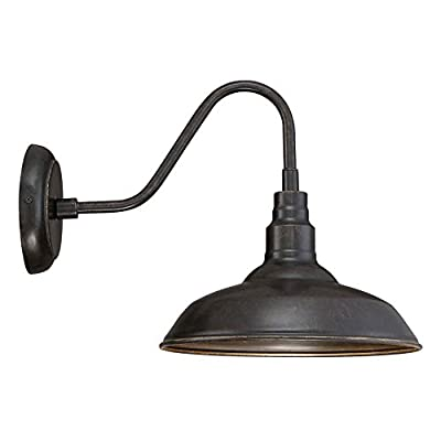 Y Decor Lora EL0523 Outdoor Wall Light - Dimensions: 10W x 10D x 15H in. Rustic and southwestern style Select from available finish options - patio, outdoor-lights, outdoor-decor - 41xn5JOmYzL. SS400  -