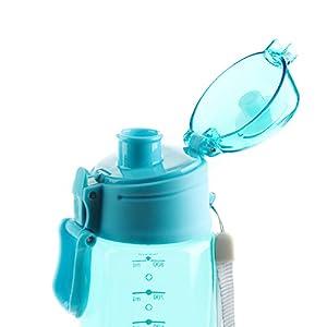Sports Water Bottle 3-Pack Multi-Pack, 3 Colors, Tritan BPA-Free, Leak-Proof, 30oz (900mL), by Unity