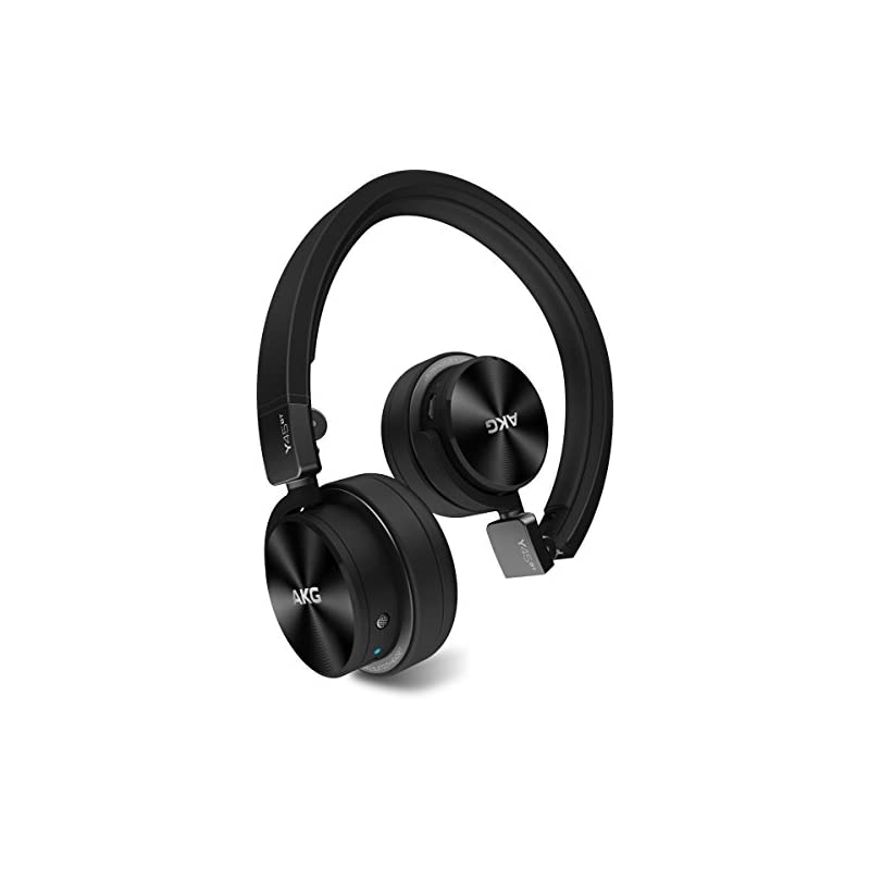 AKG Y45BT Black Mini On-Ear Wireless Blu