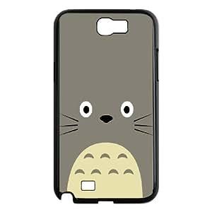 Samsung Galaxy N2 7100 Cell Phone Case Black My Neighbor Totoro lky