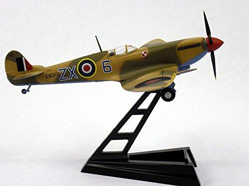 Supermarine Spitfire MK.IX - RAF - 145 Sqn 1943 1/72 Scale Diecast Metal -