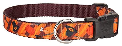 Country Brook Design Thanksgiving Feast Ribbon Collar - Extra (Pilgrim Collar Pattern)