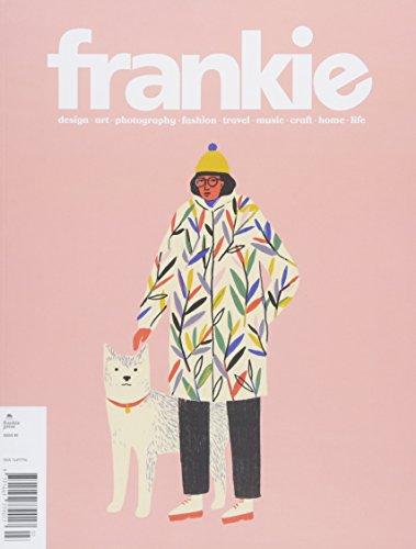 Frankie No. 83 2018 大きい表紙画像