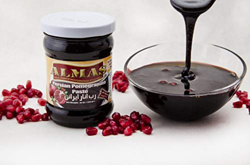 (Almas Persian Pomegranate Paste)