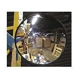 Vision Metalizers IC1800 Indoor Acrylic Convex Mirror, 18