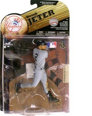 McFarlane Toys MLB Sports Picks Series 24 (2009 Wave 1) Action Figure Derek Jeter(New York Yankees) (2009 Mlb Wave)