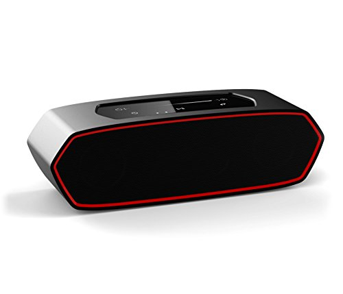 Tmvel Masti Pro Wireless Bluetooth 4.0 16 Watts True Wireless Stereo Speaker, DSP Technology - Built In Mic For Calls - Up to 18+ Hour Playtime - High-Def Sound Quality - for iPhone iPad Samsung Computers