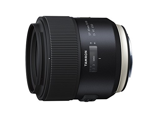 Tamron AFF016C700 SP 85mm F/1.8 Di VC USD Lens (Black)