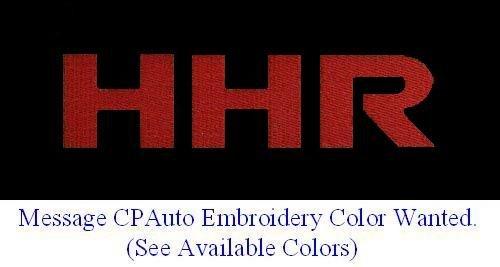 Chevrolet HHR Floor Mats Ebony 2005 2006 2007 2008 2009 2010 2011 2012