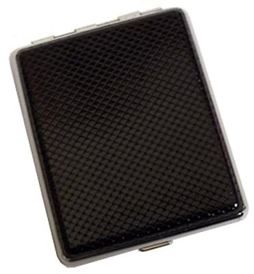 Leather Cigarette Case Regular, King Size or 100's Double Sided Crush