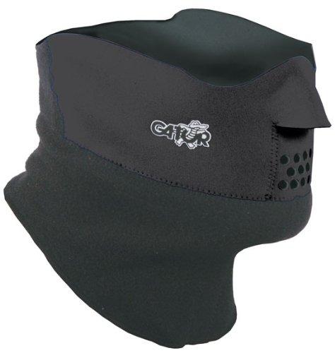 (Gator Sports Duo Headwear, Black, Large)