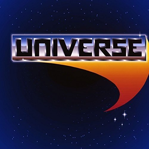 CD : The Universe - Universe (United Kingdom - Import)