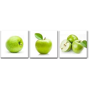 Amazon.com: Green Apples by Remo Barbieri Framed Art Print Wall ...