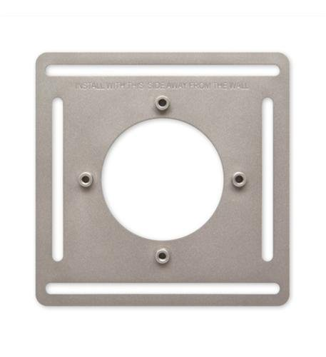 Price comparison product image MOUNTING PLATE FOR THERMOSTAT 4 PK